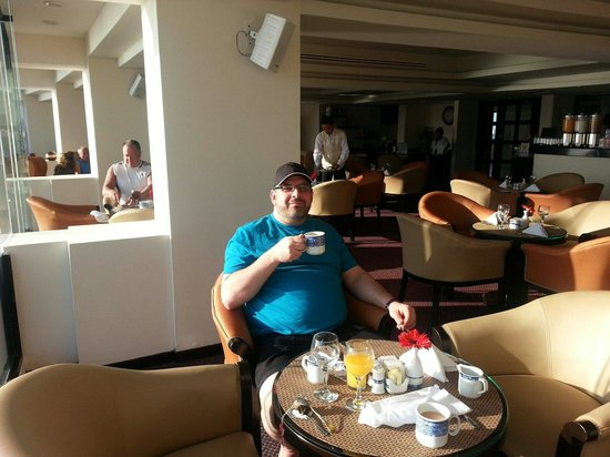 "Crown Paradise Club Cancun: Breakfeast was amazing every morning served by ""Issac"" on the 8th floor.  He was amazing."