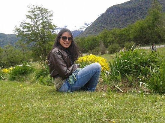 Cerro Tronador: Desde Pampa Linda