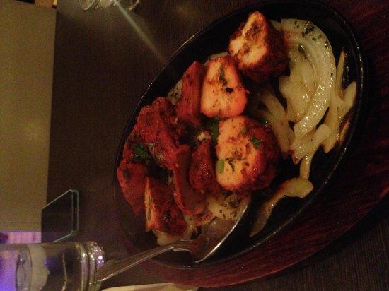 Chilli Lounge: Big portions