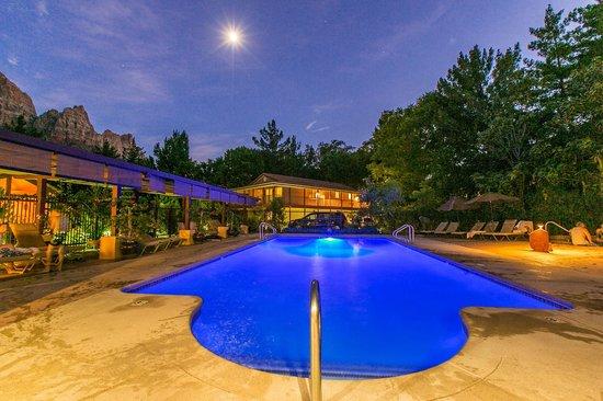 Exceptional Cliffrose Lodge U0026 Gardens: Pool Design Ideas