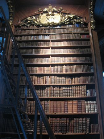 Nationalbibliothek, Prunksaal