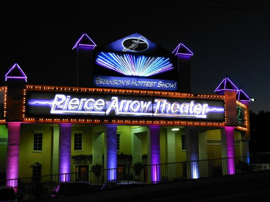 Pierce Arrow Theater