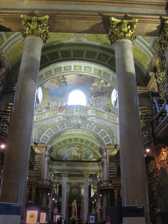 State Hall of the Austrian National Library: Nationalbibliothek, Prunksaal