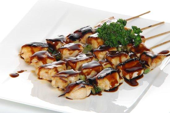 Sushi-shu : Brochettes Yakitori