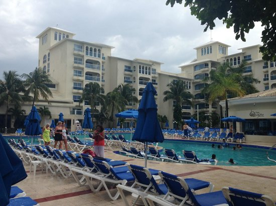 Occidental Costa Cancun: Alberca!