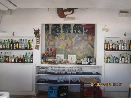 The Sea Club: Bar