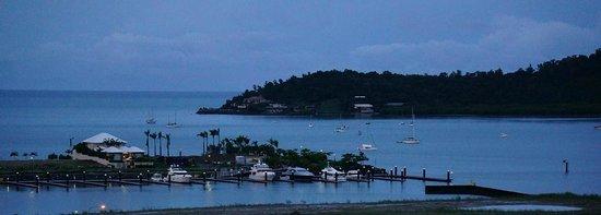 Blue Horizon Resort Apartments: Ausblick