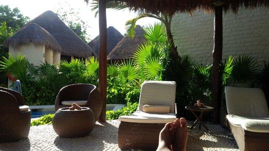 Dreams Riviera Cancun Resort & Spa: Relajación total en el Spa