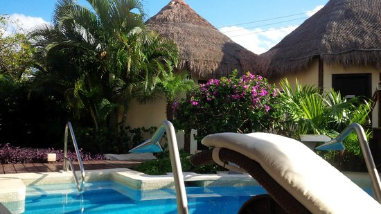 Dreams Riviera Cancun Resort & Spa: Hidromasaje Spa