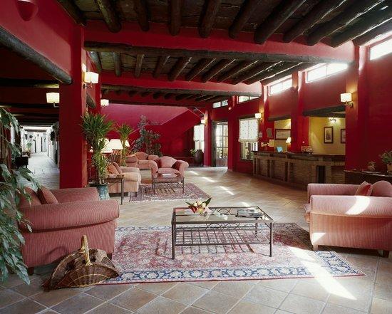 Alcazaba de Busquistar: zonas hotel Alcazaba