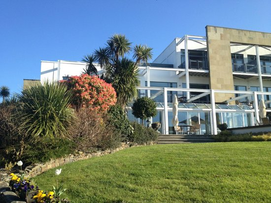 Aghadoe Heights Hotel & Spa: Nicely Situated