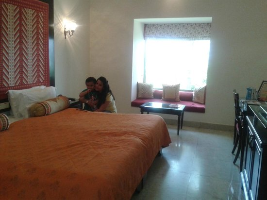 The Lalit Laxmi Vilas Palace Udaipur: Room