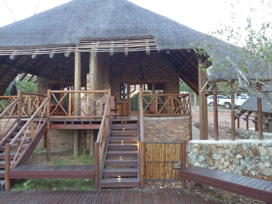 La Kruger Lifestyle Lodge: One of the chalets.