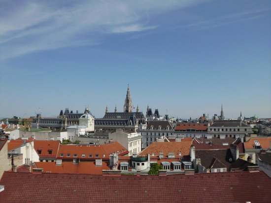 Fleming's Selection Hotel Wien-City : Blick aus Zimmer 607