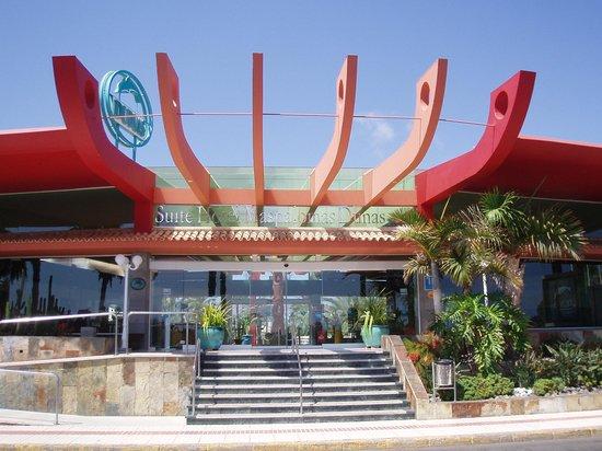 Hotel Dunas Suites and Villas Resort: entrada principal