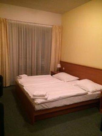 Hotel Meritum: Beds