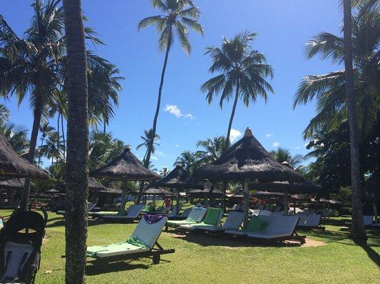 Tivoli Ecoresort Praia do Forte: Uma delicia para relaxar!!!!