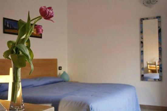 Cona, Italien: La camera in cui soggiornavamo