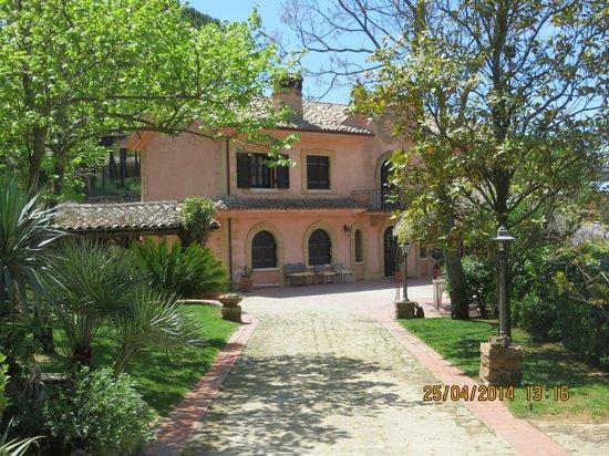 Villa Clementine: b&b