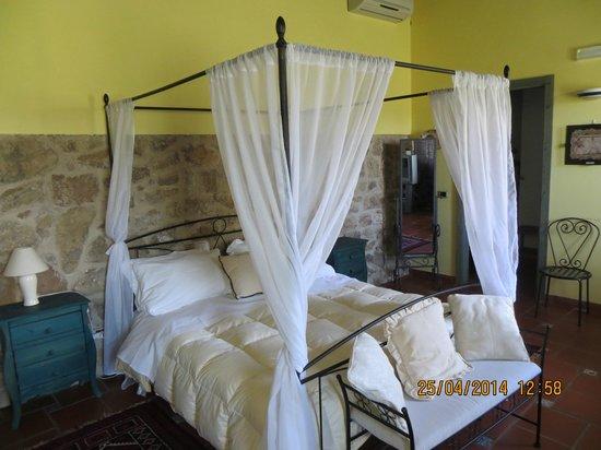 Villa Clementine: alcova