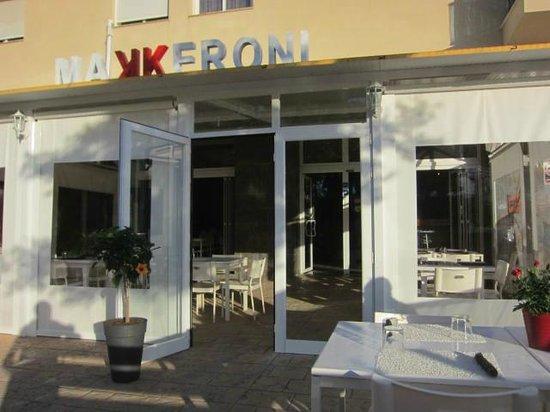 Makkeroni: La nuova tensostruttura