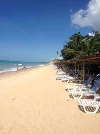 Club Med Trancoso : Estrutura de praia do resort
