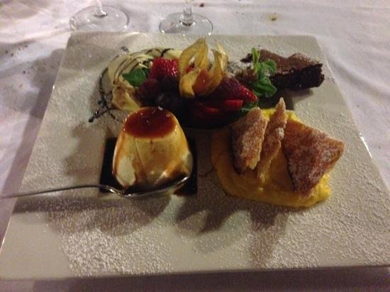 Al Pirata: mix di dessert