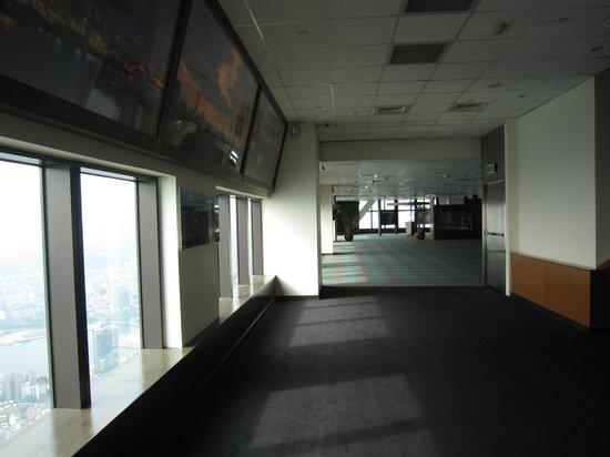 Tuntex 85 Sky Tower : View Deck