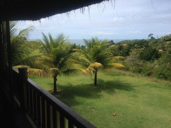 Club Med Trancoso : Mata onde se situa o acesso à praia