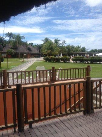 Club Med Trancoso : Vista do bar