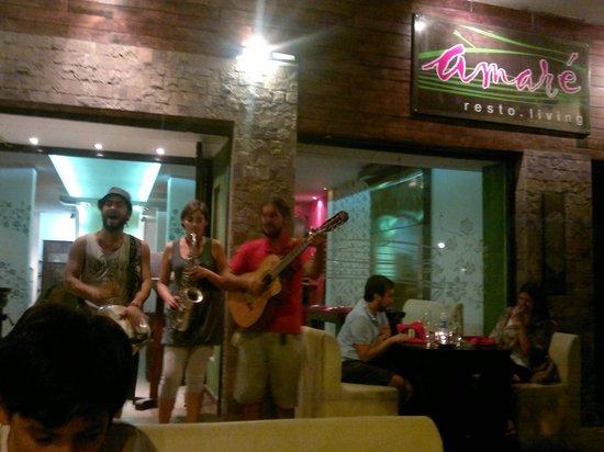 Amare Resto Living: maravilloso!!!