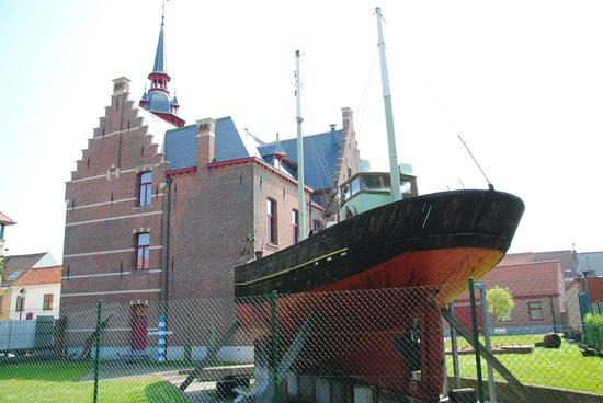 Knokke-Heist, Belgium: Museum van de Zwinstreek
