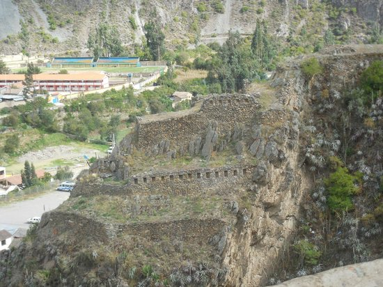 Temple d'Ollantaytambo : Ollantaytambo