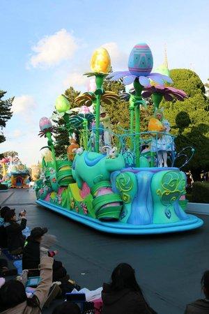 Tokyo Disneyland: Car Parade