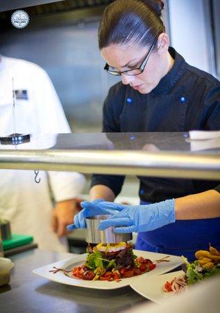 Hotel La Chancla: Nuestra buena cocina