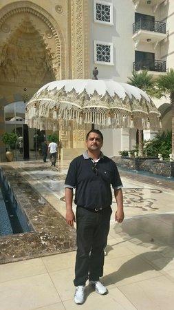Jumeirah Zabeel Saray: Hasen allani dubai 2014