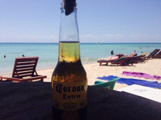 Playa Palancar: Cheers