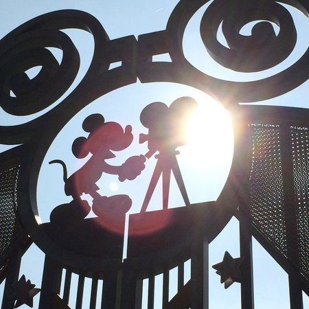 Walt Disney Studios Park: 1