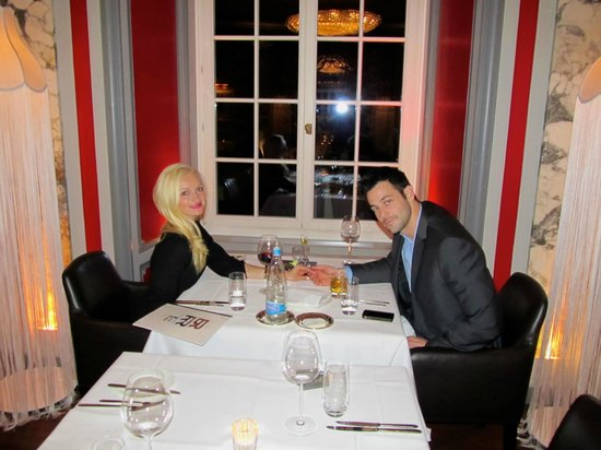 Grand Hotel National: Restaurant National. Best meal of our vacation