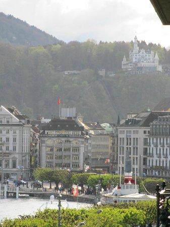 Grand Hotel National: City Lucerne