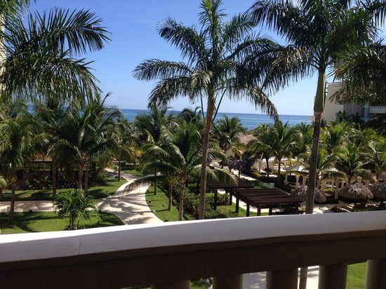 Iberostar Grand Hotel Rose Hall : From the Ocean View Room
