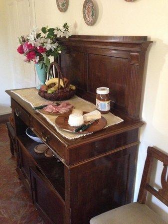 B&B Villa Adelaide: Breakfast 1