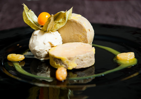L'Ardoise Restaurant : Le Foie Gras du Chef