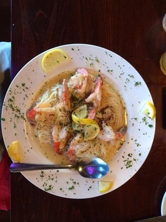 Vito's Italian Kitchen : Scampi to die for!