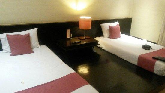 Iyara Beach Hotel & Plaza: Rooms
