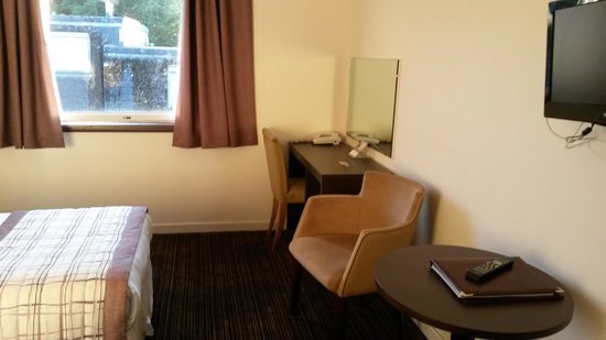 Dunollie Hotel: Twin room