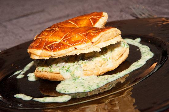 L'Ardoise Restaurant : Escargots à la crème d'ail doux