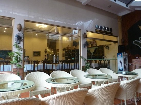 Thuy Anh Hotel: comedor