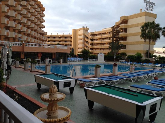 picture of apartamentos caribe playa de