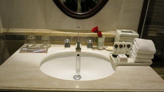 Sofitel Legend Metropole Hanoi : toileteries